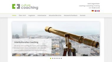 culturecoaching rahel siegenthaler  - coaching | consulting | training