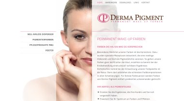 Derma Pigment - Permanent Make-up Farben