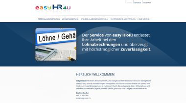 easy HR4u - Human Resource Management