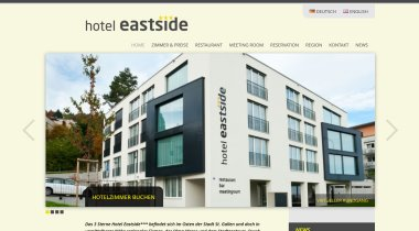 Hotel Eastside St. Gallen