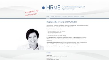 HRME  - Human Resources Management Eigenmann GmbH