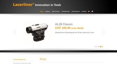 Laserliner - Innovation in Tools