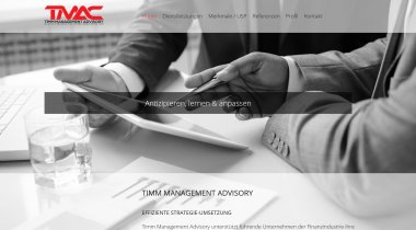 Timm Management Advisory